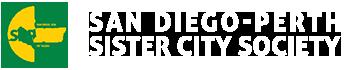 San Diego-Perth Sister City Society Logo